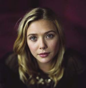 A witch called Wanda: Elizabeth Olsen is tipped to star in the <i>Avengers</i> sequel.