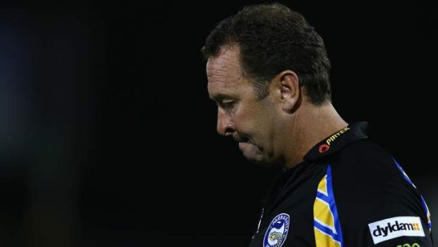 Standing by his decision: Ricky Stuart.