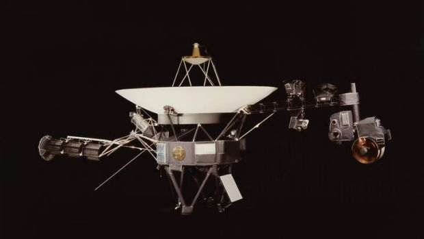 Scientists at NASA have declared Voyager 1 to become the first human-made object to leave the solar system and enter ...