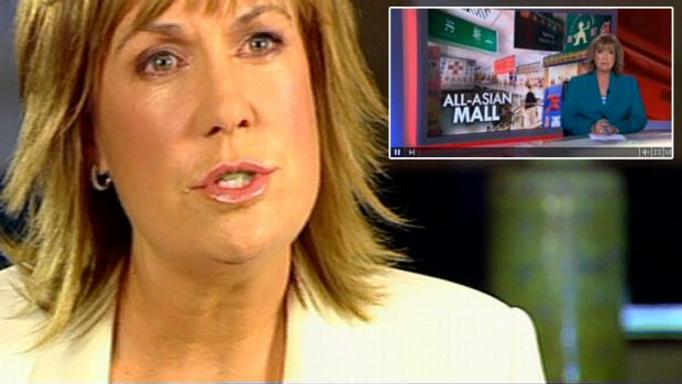 <i>A Current Affair</i> host Tracy Grimshaw is expected to apologise over the airing of a racist story, titled ...