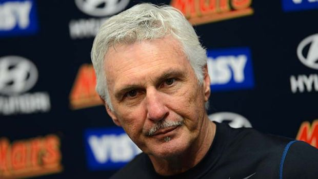 "Debate has raged over whether the Mick Malthouse appointment had been a success ... ""There were as many Carlton people ..."