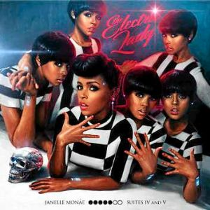 <i>Electric Lady,</i> by Janelle Monae.