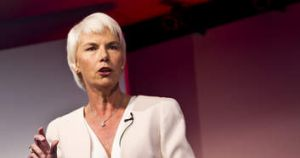 Gail Kelly: I tried to urge calmness.