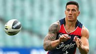 Sonny Bill Williams speaks (Video Thumbnail)