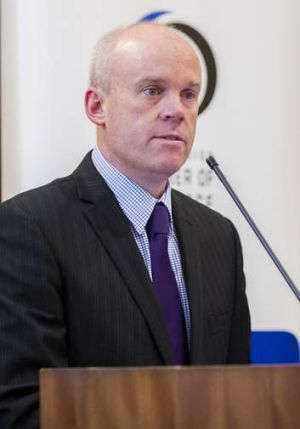 Andrew Blyth, CEO of The ACT & Region Chamber of Commerce & Industry.