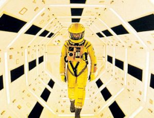 2001: A Space Odyssey.