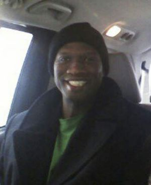 An  undated mobile phone photo of Aaron Alexis in Fort Worth, Texas.