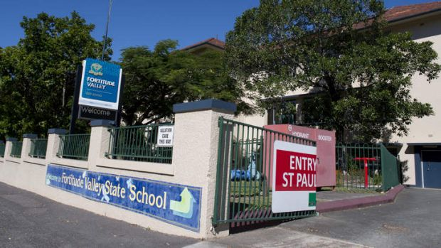 Fortitude Valley State School will close its doors at the end of the year.