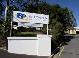 Everton Park State High School has avoided closure.