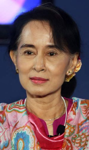 Aung San Suu Kyi, Myanmar's opposition leader, is set to visit Canberra in December.