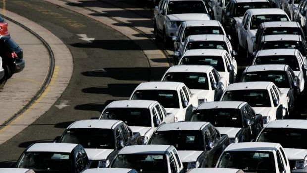 Demand at car leasing companies has shifted into second gear.