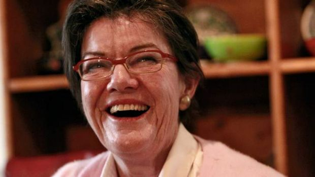 Independent Cathy McGowan who defeated Ms Mirabella in the country Victorian seat of Indi.