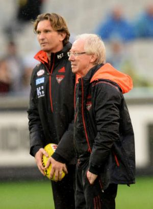 Essendon coach James Hird claims not to have read the doctor's letter expressing concerns over the supplements program ...