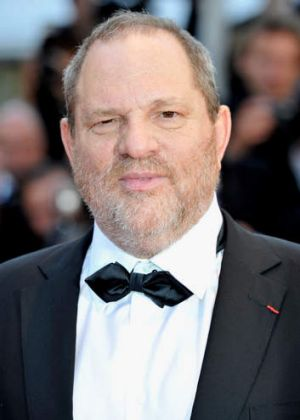 Director Harvey Weinstein.