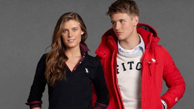 """In every school there are the cool and popular kids, and then there are the not-so-cool kids,"" says Abercrombie & Fitch ..."