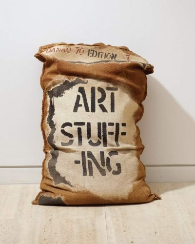 Aleks Danko, 'Art stuffing' 1970, Art Gallery of New South Wales – John Kaldor Family Collection.