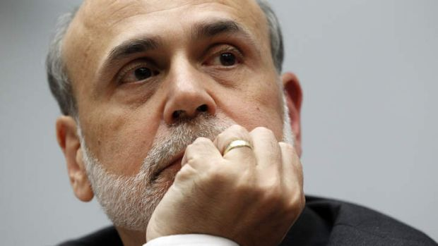 Outgoing US Federal Reserve Chairman Ben Bernanke believes the country can continue to scale back its fiscal stimulus ...