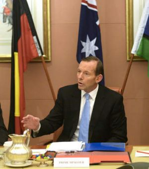 Done and dusted: Tony Abbott's axing of the Climate Commission should not be surprising.
