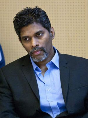 Fixer: Wilson Raj Perumal became a supergrass under police protection.