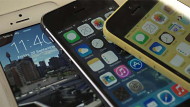 iPhone 5s, 5c and 5