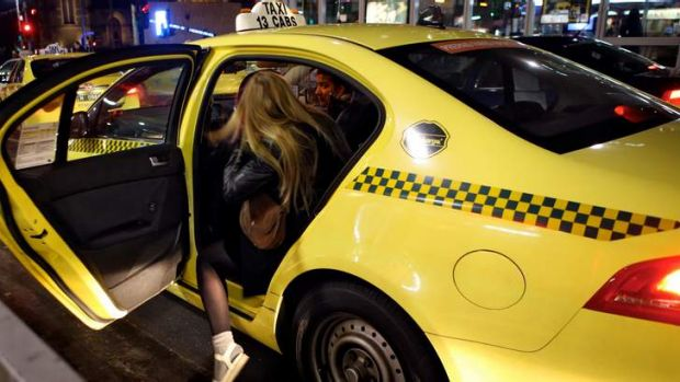 Respect for women passengers should be part of cabbie training.