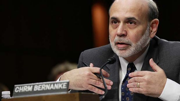 Surprised the market: US Fed chairman Ben Bernanke.
