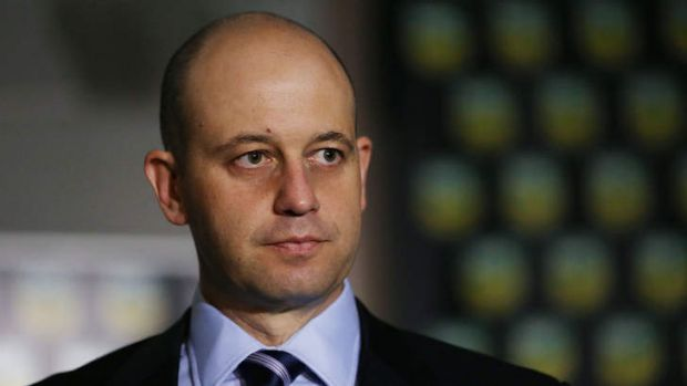 Good job: Todd Greenberg's handling of allegations against Ben Barba has been commended.