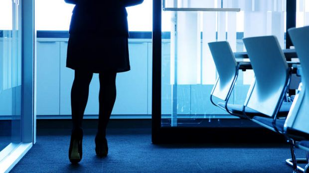 More women in top jobs 'makes economic sense'.