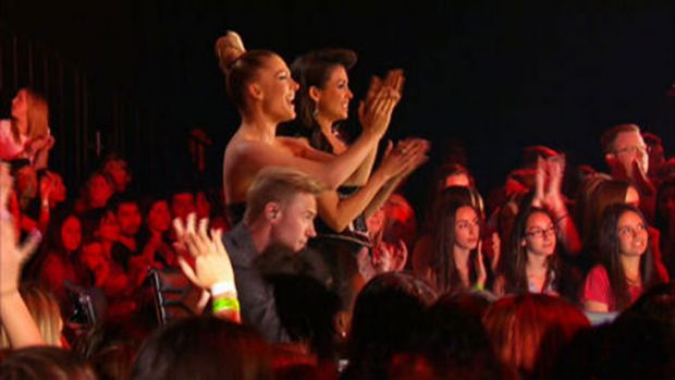 Judges divided: Ronan Keating out of synch with his colleagues on <i>The X Factor</i>