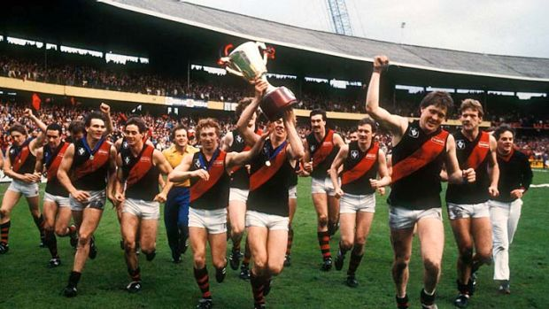 The last team to kick nine goals in the final quarter of a VFL/AFL grand final was Essendon, who booted 11.3 to 3.3 in ...