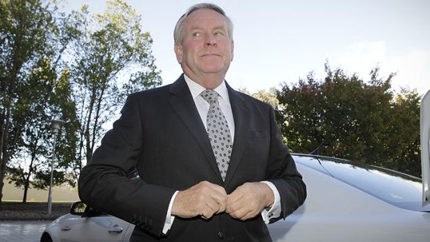 Colin Barnett said Mr Buswell's son had received no preferential treatment, and hit back at his minister's critics.