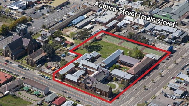 Marian College has been added to disused Catholic property on the market in Goulburn.