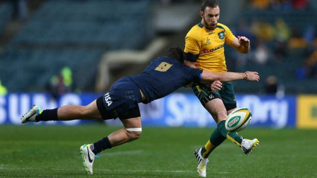 Nic White will start at halfback ahead of WIll Genia for the second Test in a row.