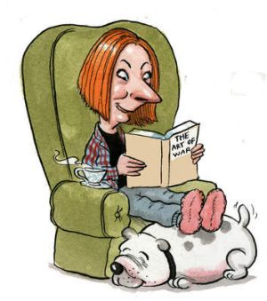 Julia Gillard draws inspiration for her own memoirs, to be published by Penguin Random House in October 2014.
