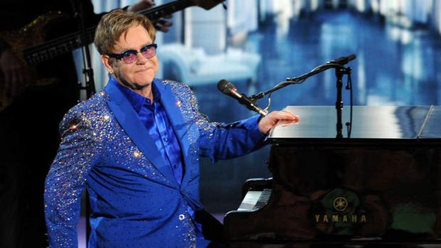 From Russia without love ... Parent advocates want Elton John banned from performing in Russia over fears of what ...