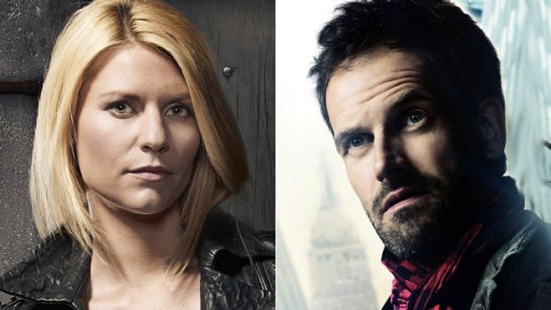 Favourites: <em>Homeland</em> and <em>Elementary</em>.