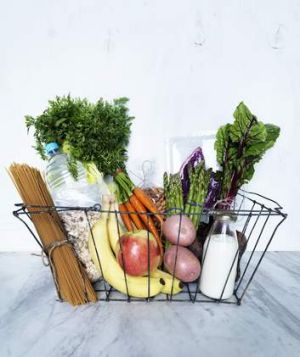 A-list: Shopping carefully can help reduce waste.