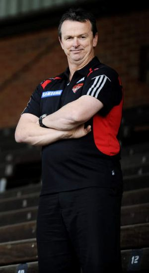 Essendon great: Anthony Daniher.