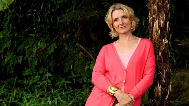 """Elizabeth Gilbert: """"Finding the subject of your next book is like a scavenger hunt""""."""