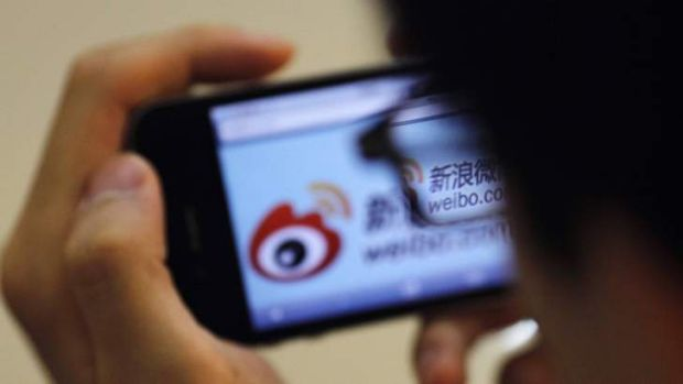 'Anyone whose message is re-tweeted more than 500 times on Chinese microblogs or is seen by more than 5000 online users ...