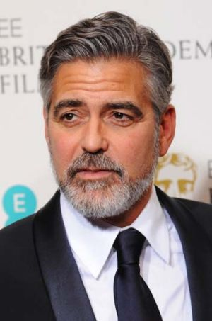Missing payout: George Clooney.