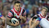 Roosters down Knights to reach grand final (Video Thumbnail)