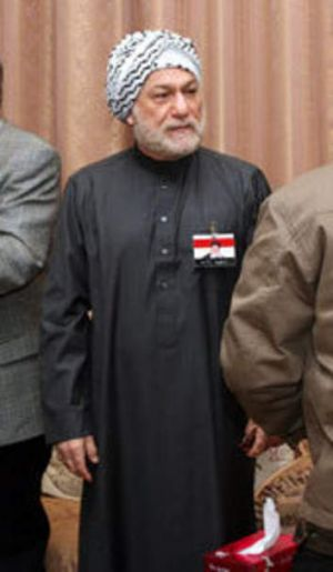 'Facilitator': Saddam's brother-in-law Arshad Yassin.
