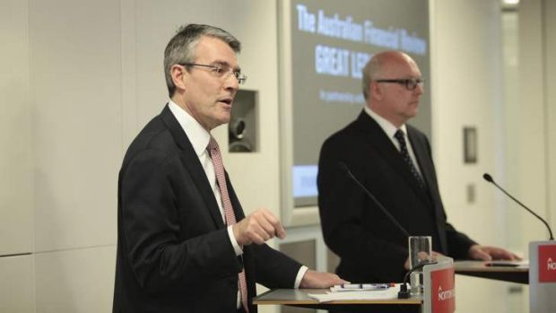 Former attorney-general Mark Dreyfus (left), says George Brandis' expense claims were a ''flagrant breach'' of travel ...