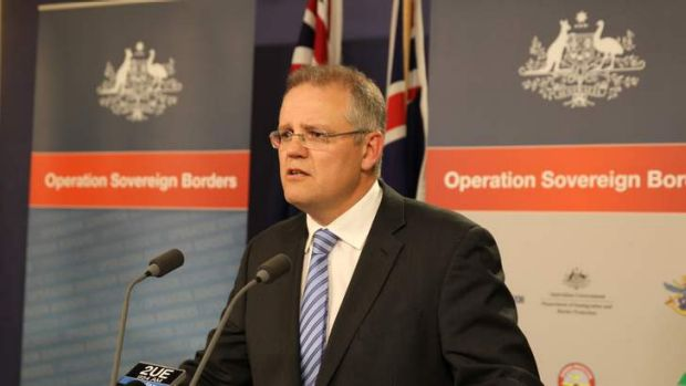 """""""We're not going to break any law to make this happen"""": Scott Morrison."""