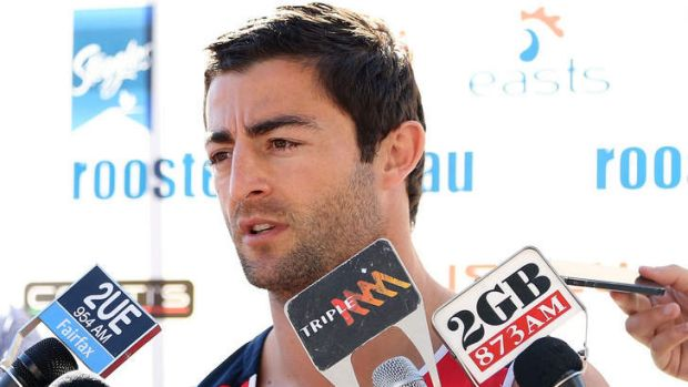 """Anthony Minichiello: """"We just came in on our day off and got rid of it straight away and focused on business, and that ..."""
