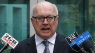 Was George Brandis rorting? (Video Thumbnail)