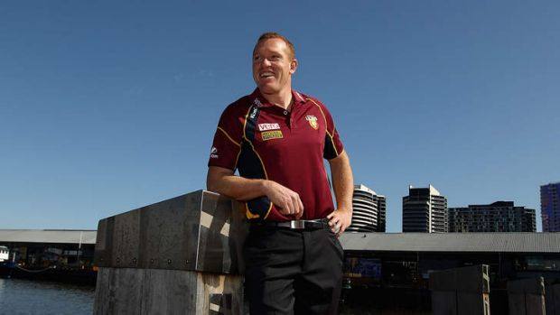 Newly appointed Brisbane Lions coach Justin Leppitsch has some big decisions to make.