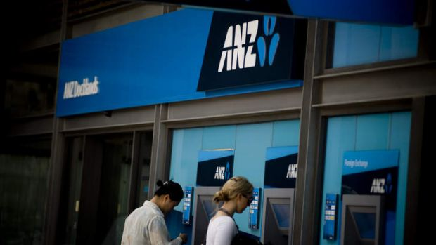 Aggressive strategy: ANZ has increased its share of the  Australian home loan market by 7.1 per cent.