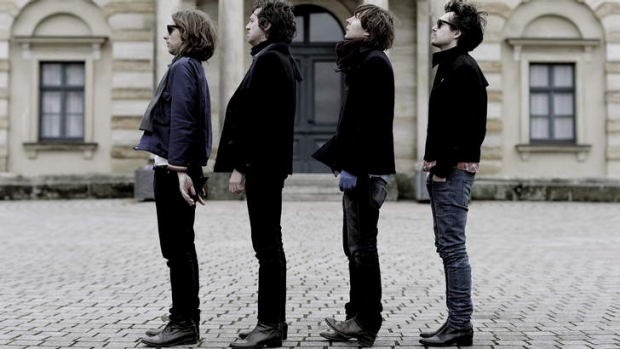 Fair use in question: Music by the French band Phoenix is at the centre of a copyright storm.